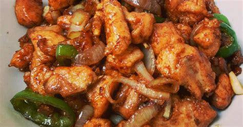 rcs resep masakan ayam fillet saus tiram