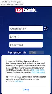 us bank access u s bank access mobile android apps on play
