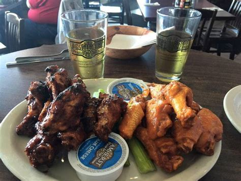 ale house amherst top 10 best places for chicken wings with family