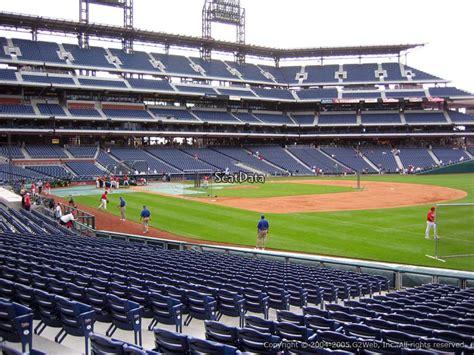 citizens bank park section 111 citizens bank park section 111 philadelphia phillies
