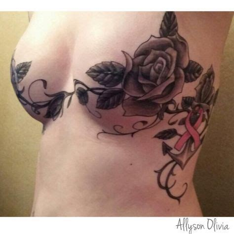 nipple tattoo for scars 488 best tattoos for mastectomy breast reconstruction