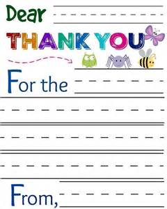 thank you cards for and big