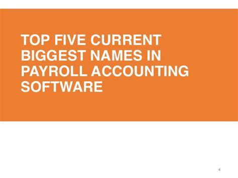 payroll accounting software for businesses which payroll accounting software is best for your business
