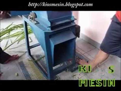 Mesin Perajang Rumput Gajah mesin perajang rumput gajah wmv