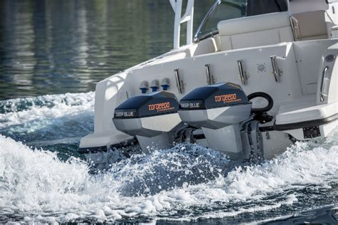 charging  electric propulsion boat gold coast