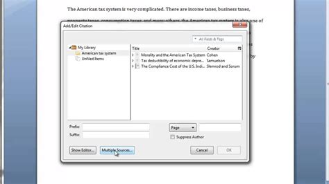 zotero footnotes tutorial how to insert zotero citations and references into a word