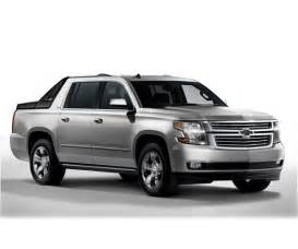 Chevrolet Avalanch 2017 Chevrolet Avalanche Redesign Release Date And Specs