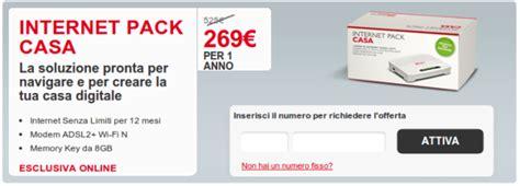 telecom pack casa promozione adsl telecom pack casa notizie it