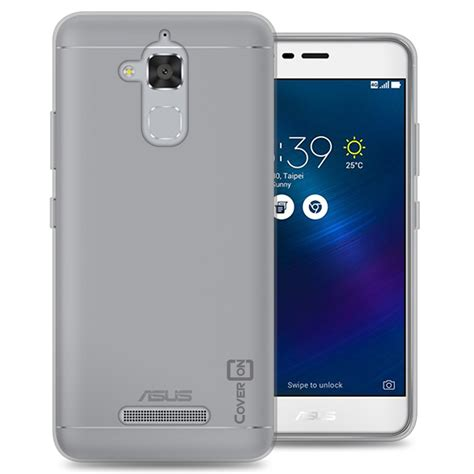 Zenfone 3 Max 52 Soft Back Cover Casing Jelly Sarung Blue for asus zenfone 3 max pegasus 3 tpu slim