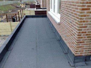 dakplaten plat dak dakbedekking plat dak epdm bitumen en kunststof bedekking
