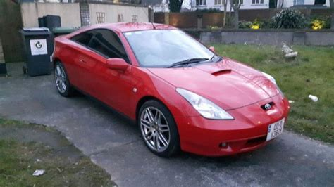 2000 Toyota Celica Motor For Sale 2000 Toyota Celica Low For Sale For Sale In Donabate