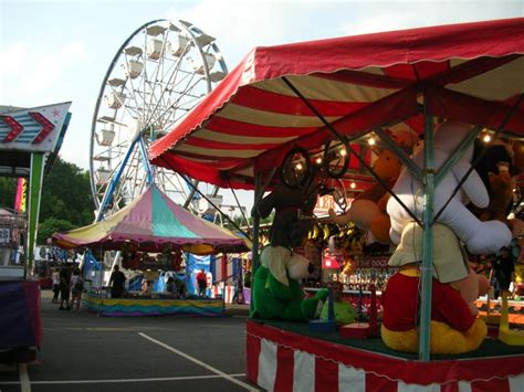Garden State Plaza Carnival Coleman Brothers Carnival Hits The Mall Trumbull Ct Patch