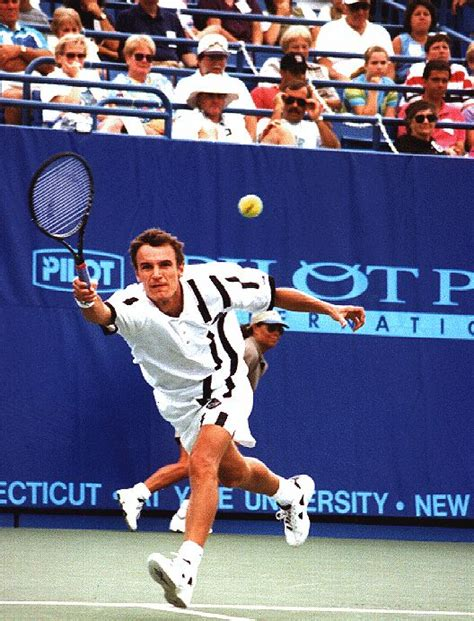 Mats Wilander Tennis by Tennis Server Atp Wta Pro Tennis Showcase 1996 Pilot Pen