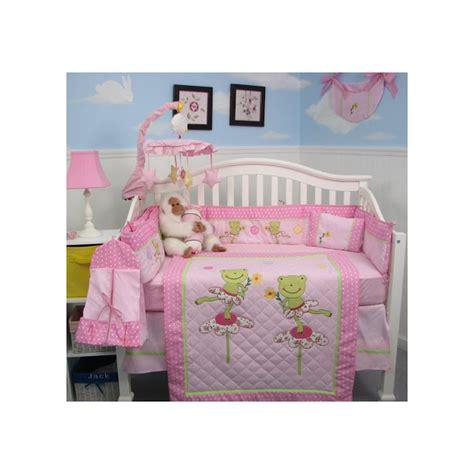 Frog Baby Bedding Crib Sets Cheap Crib Bedding Sets