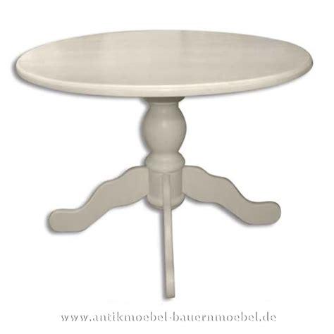 Tisch Rund by Esstisch Rund Wei 223 Landhaus Daredevz