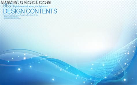 designer talent to shine in the 2015 coreldraw digital art background blue cover design template ai file