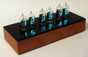 Cool Desk Clocks sylvia vfd clock