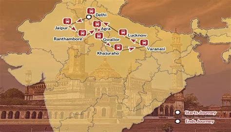 Maharaja Express Train by Maharajas Express India The Luxury Train Club