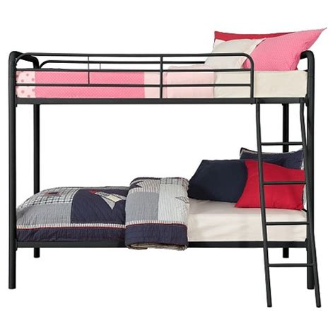 metal bunk bed dorel home products target