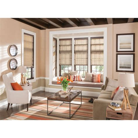 home window treatments faux wood blinds blinds window treatments the home depot