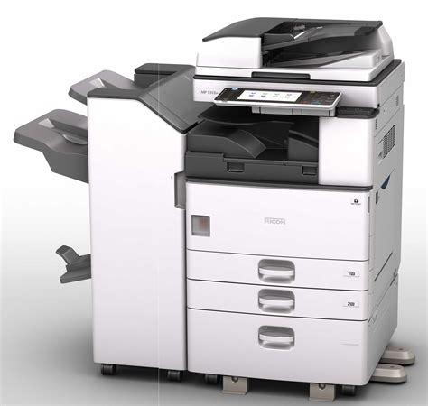 mp or mp ricoh aficio mp 3353 multifunction copier copyfaxes