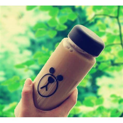 botol minum plastik karakter line sally brown 500ml