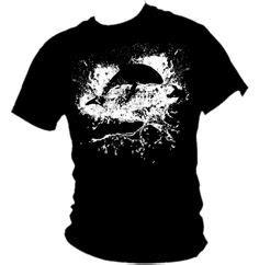 Kaos T Shirt Diver shark with diver t shirt scuba diver t shirt scuba