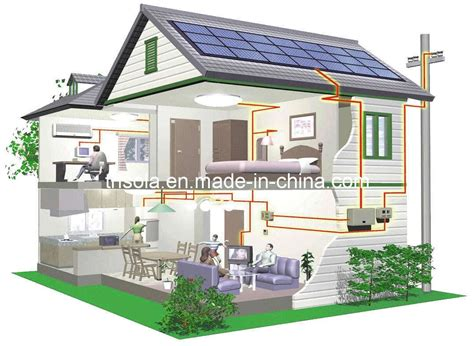 china on grid home solar power system china on grid