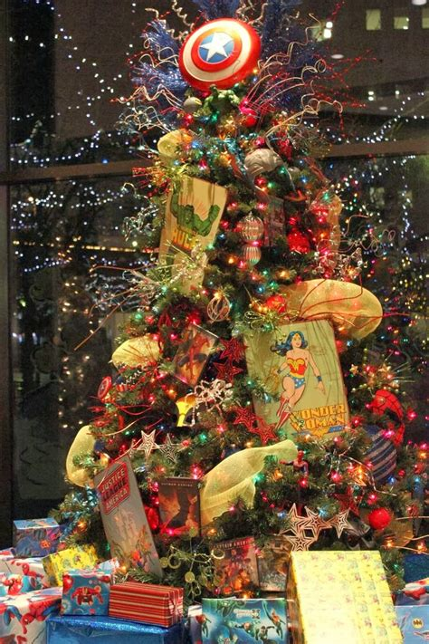 themed christmas trees themed christmas tree ideas just short of crazy