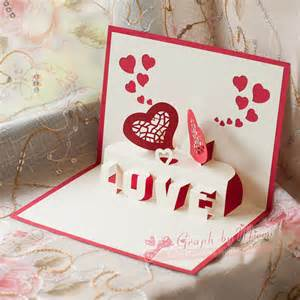 diy valentines day cards modern magazin