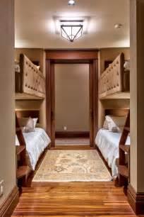 Bedroom Guest Bunk Loft Beds Rustic Bedroom Photos Hgtv