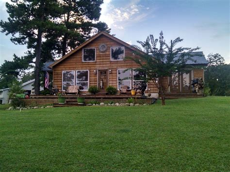 Cabins For Rent Toledo Bend by Beautiful Cottage Overlooking The Lake On Vrbo