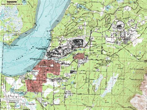where is richardson on the map fort richardson base ski