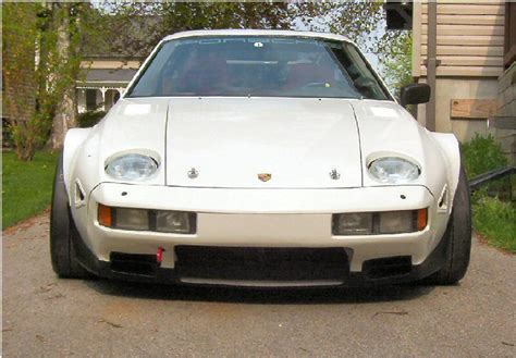 widebody porsche 928 wide kit for the porsche 174 928 gt 1