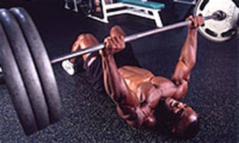 who invented the bench press the floor press strengthen the midpoint of the bench press