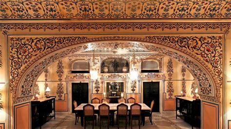 Courtyard Design by Baradari A Newly Renovated Cafe Inside Jaipur City Palace