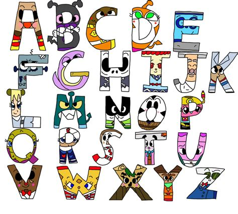 Anime Character With Letter X Anpmn Anpanman Alphabet By Zootycutie On Deviantart