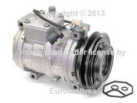 denso 174 bmw 5 series 2001 2003 a c compressor with clutch denso bmw 64528385916782911 frugal mechanic