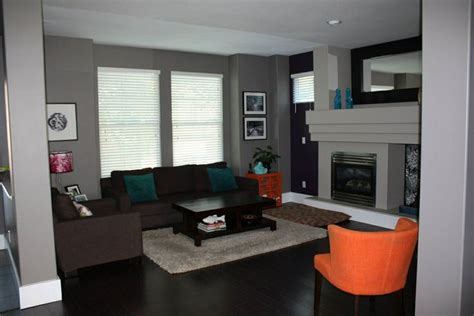 gray walls with teal fireplace accent wall iowa home pinterest 92 best images about brown couch decor on pinterest grey