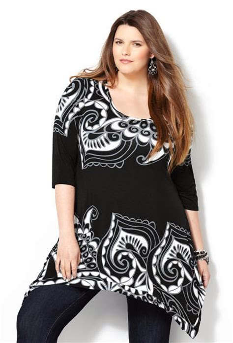 Bigsize Plussize Blouse new formal wear shirts and tops for plus size by