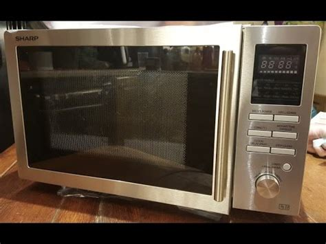 Microwave Grill Sharp sharp r 82stm a microwave oven with grill and convection