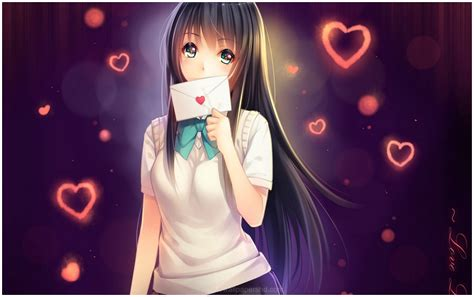 cute girl in love hd wallpaper love wallpapers girl anime in love hd wallpaper 9 hd wallpapers
