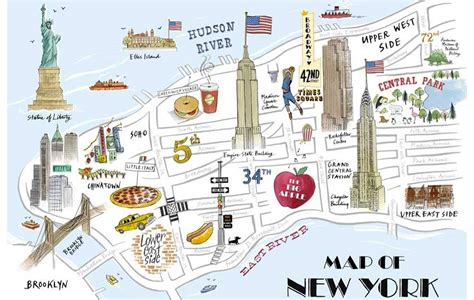 america new york map new york city guide partie 1 my muse