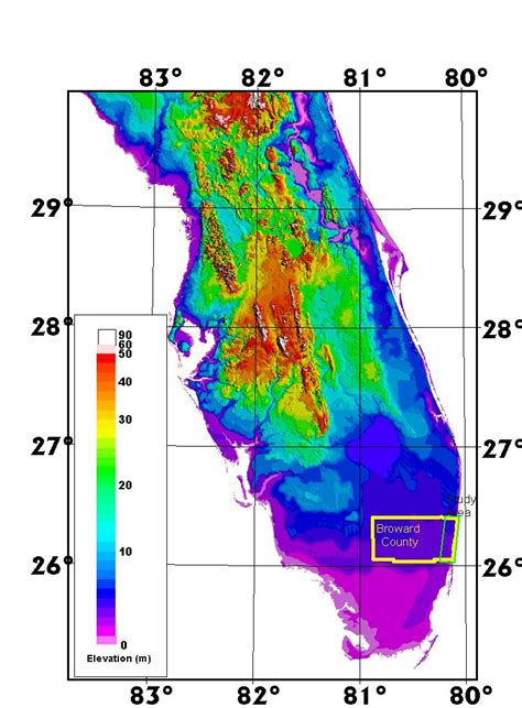 elevation map of florida dope message board what happens when florida