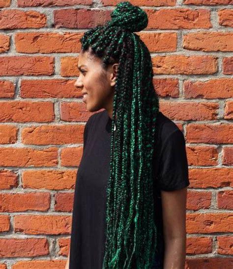filipino braids top 5 colorful box braids hairstyles 2017 blackhairlab com