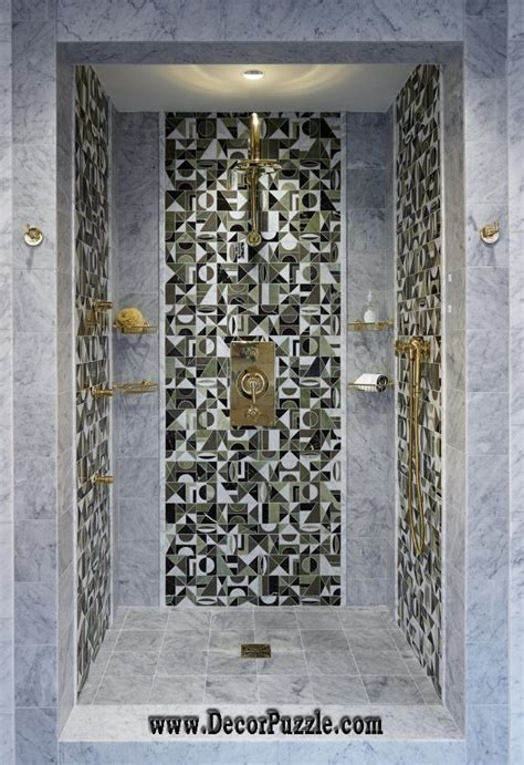 bathroom pattern tile ideas top shower tile ideas and designs to tiling a shower