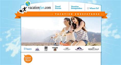 Sweepstakes California - vacationfun com palm springs california sweepstakes sweepstakes pit