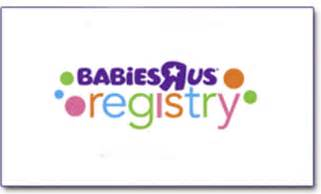 Babies R Us Registry Gift Card - baby registry cards free personalized babies quot r quot us