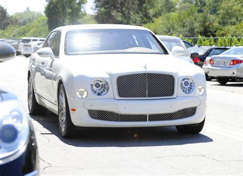 bentley mulsanne ti this is how dwight howard rolls in los angeles celebrity