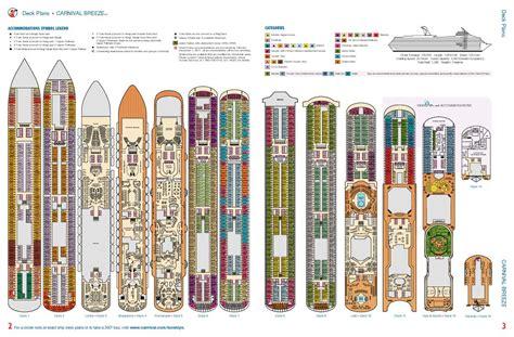 Galerry printable deck plans norwegian star